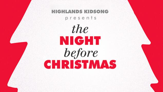 Kids Christmas Program - December 6th