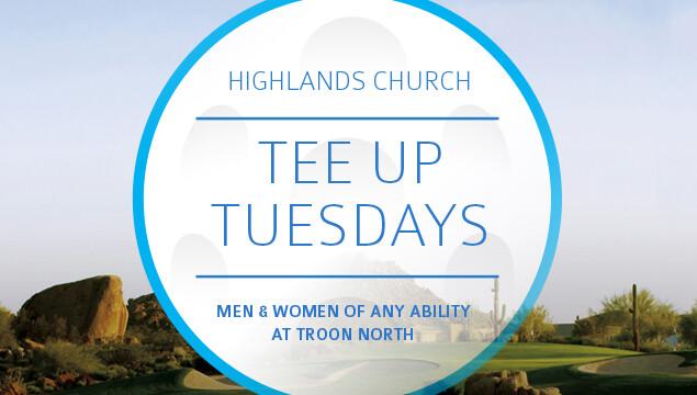 Tee Up Tuesdays