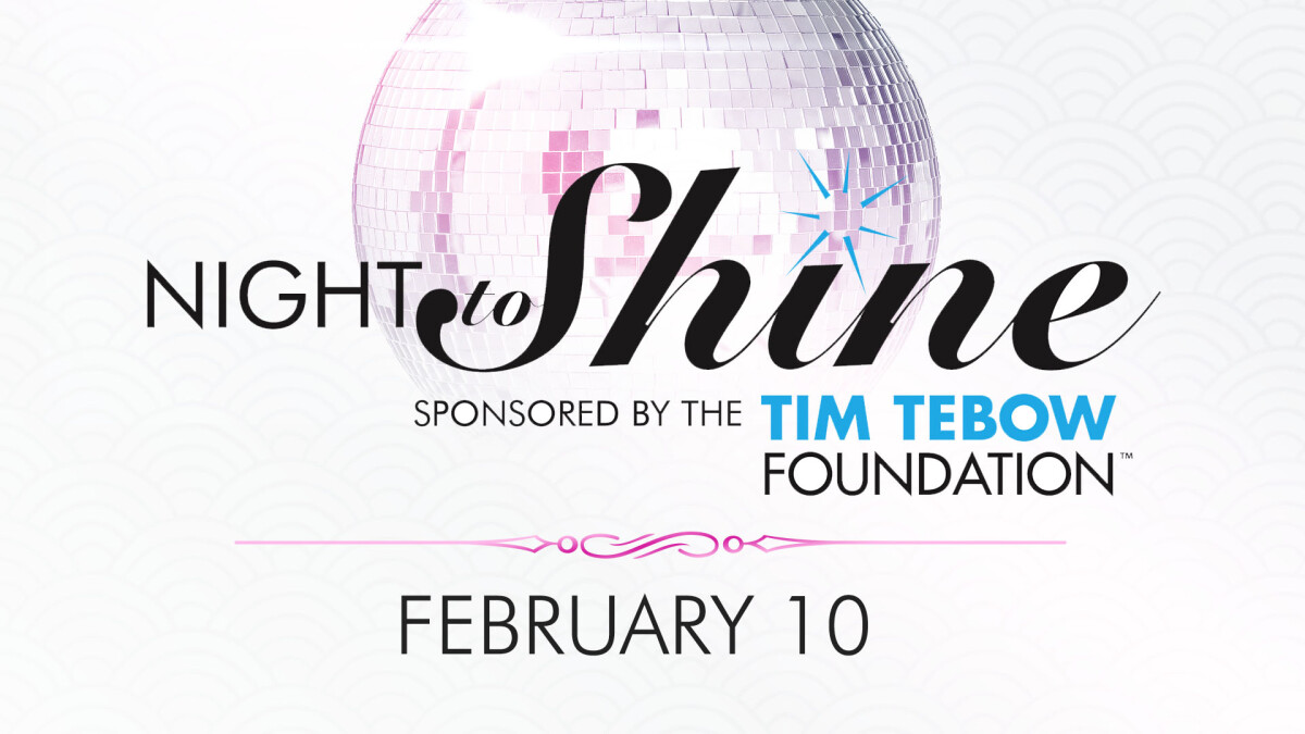 Night to Shine - Prom for Special Needs
