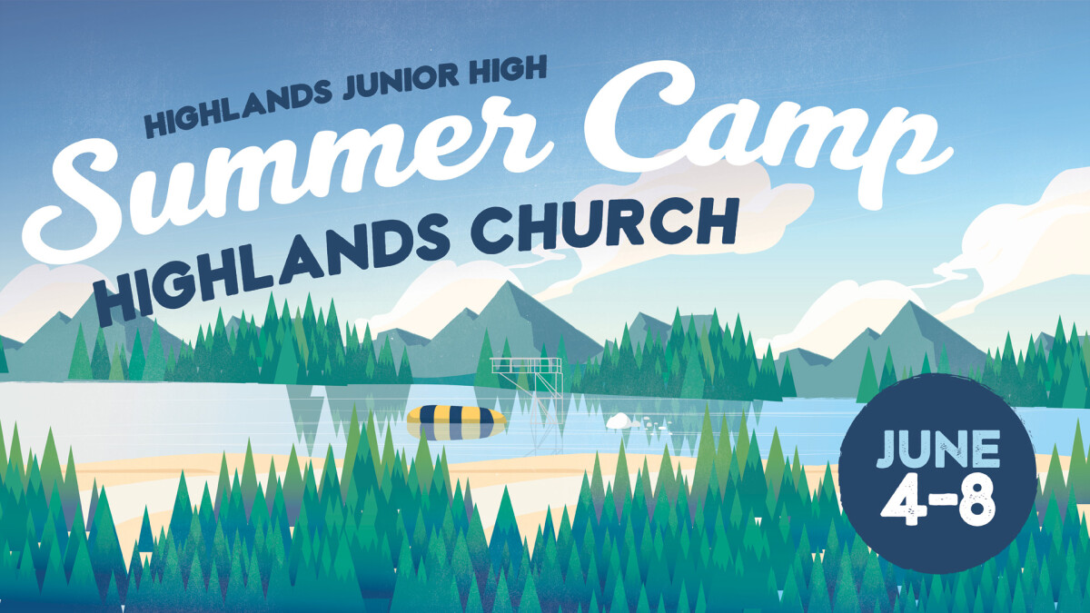 Jr High Summer Camp