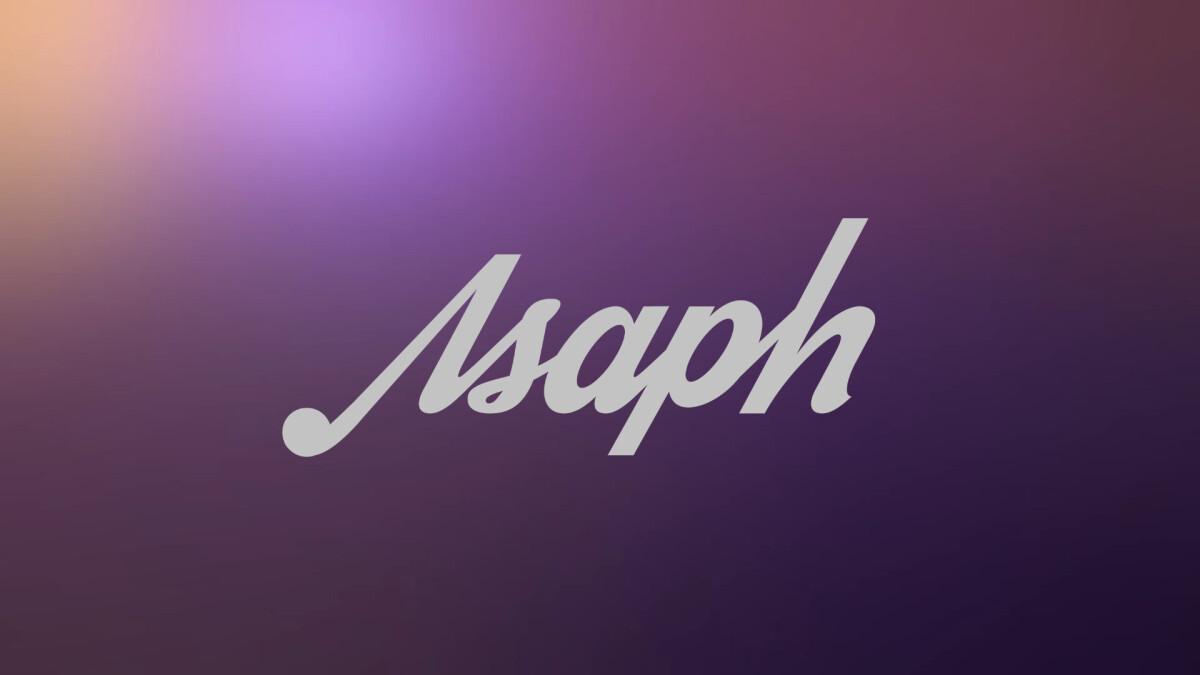 Asaph - Student Musician Worship Gathering