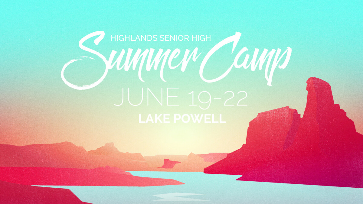 Senior High Summer Camp