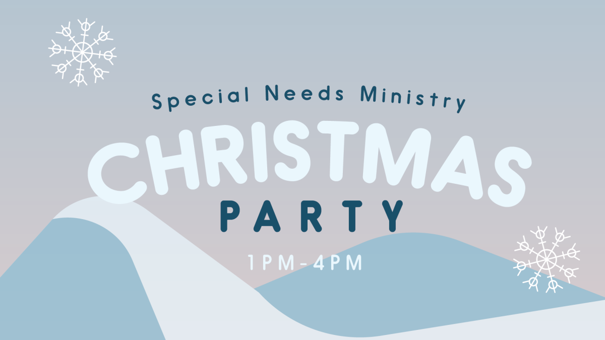 Special Needs Christmas Party