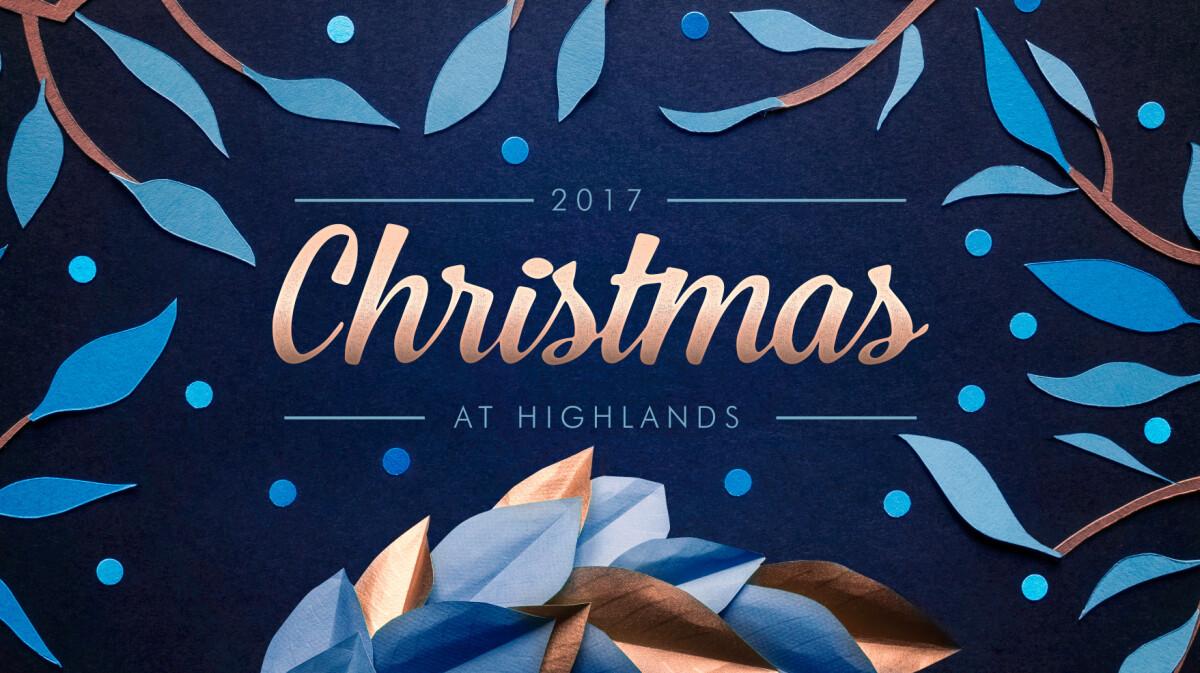 Christmas at Highlands