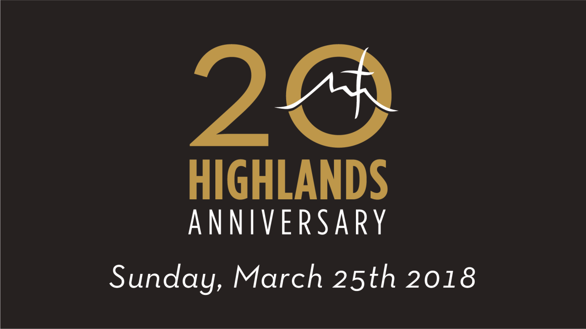 20th Anniversary Service