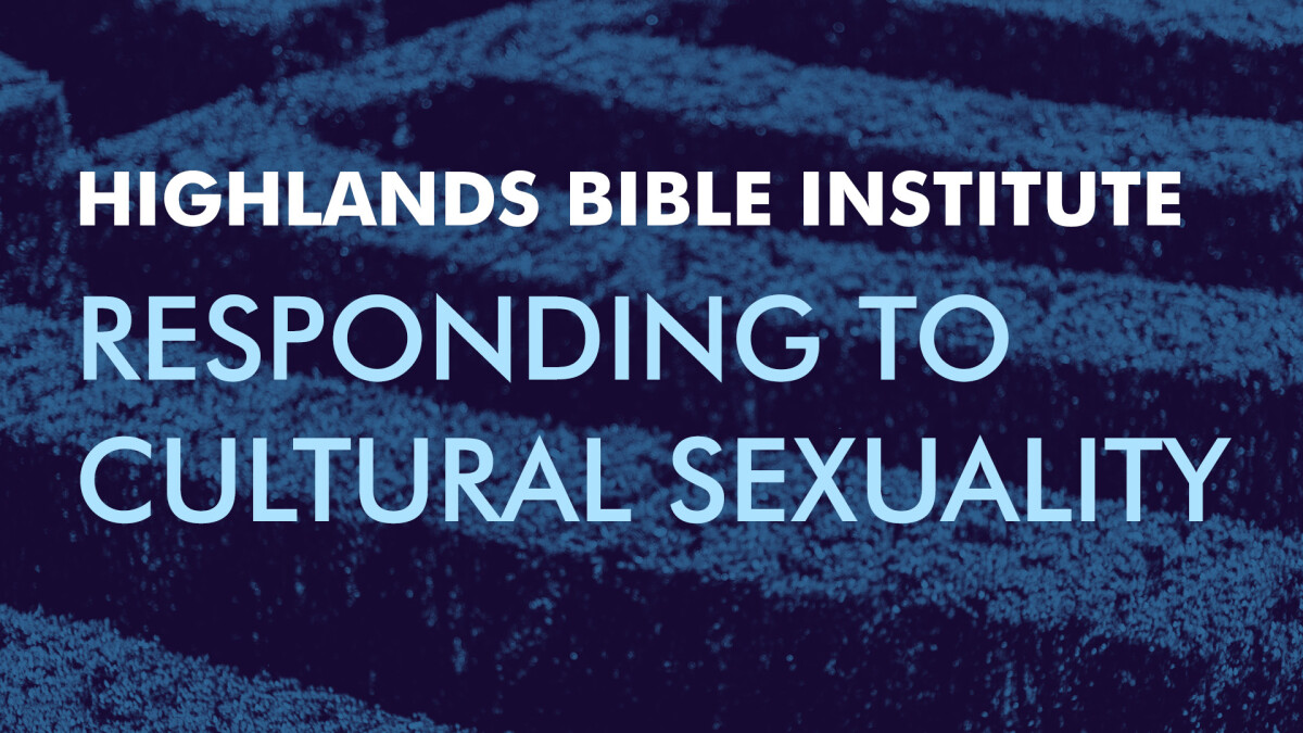 Responding to Cultural Sexuality