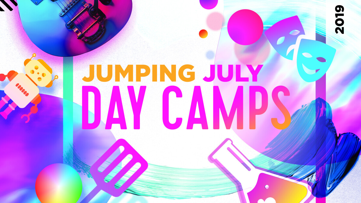 Jumping July Day Camps