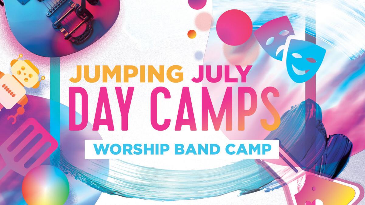 Worship Band Day Camp