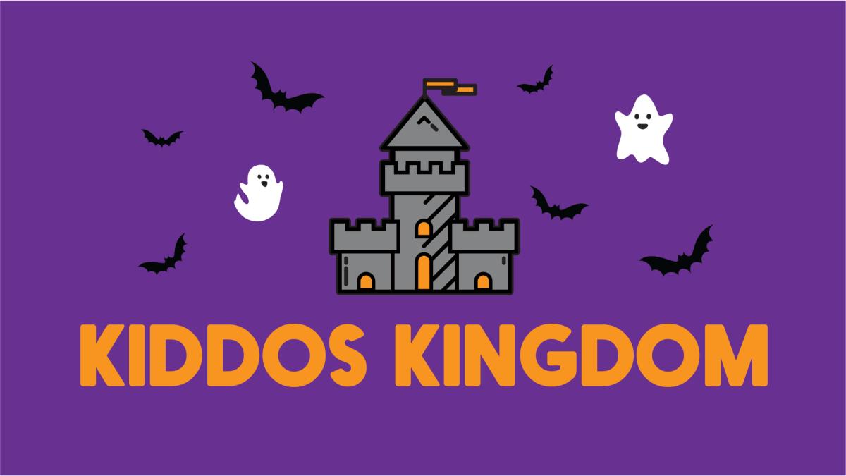 Kiddos Kingdom - Trick or Treat